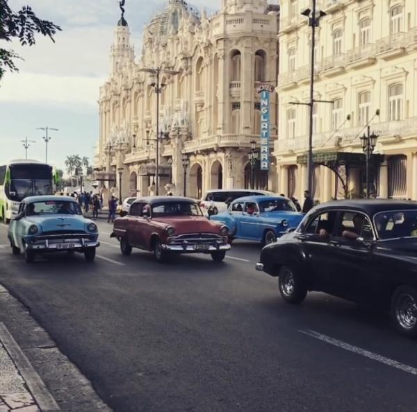 キューバ①