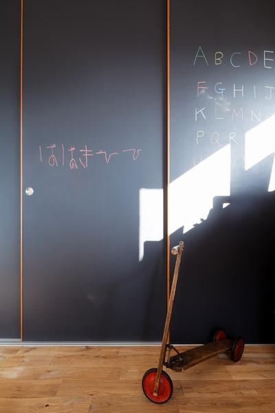 黒板塗装001